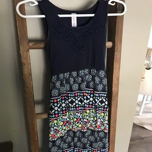 High low Justice dress